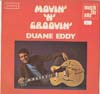 Cover: Duane Eddy - Movin´n´Groovin