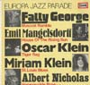 Cover: Various Jazz Artists - Europa Jazz Parade
