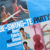 Cover: Fabric, Bent und Svend Asmussen - Be-swing-te Party