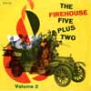 Cover: Firehouse Five - Firehouse Five plus Two  Volume 2 (25 cm)