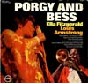 Cover: Louis Armstrong und Ella Fitzgerald - Porgy and Bess  mit dem Orchester Russell