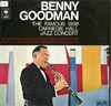 Cover: Benny Goodman - Benny Goodman / The Famous 1938 Carnegie Hall Jazz Concert (DLP)
