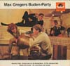 Cover: Max Greger - Buden-Party mit Max Greger
