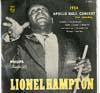 Cover: Lionel Hampton - Lionel Hampton / 1954 Apollo Hall Concert - Live recording
