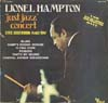 Cover: Lionel Hampton - Just Jazz Concert