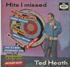Cover: Ted Heath - Ted Heath / Hits I Missed