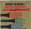 Cover: Woody Herman - Woody Herman / Golden Favorites