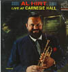 Cover: Al Hirt - Al Hirt / Live At Carnegie Hall