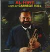 Cover: Al Hirt - Al Hirt / Live At Carnegie Hall