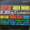 Cover: Bill Justis - Bill Justis / Alley Cat / Green Onions - 12 Big Instrumental Hits