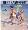 Cover: Bert Kaempfert - Living It Up