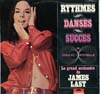 Cover: James Last - Rythmes Danses Success en Gravure Universelle