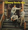 Cover: Lewis, Ramsey - Bach To the Blues