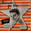 Cover: Liberace - Concertos for You - With Paul Weston and his Orchestra