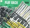 Cover: Jacques Loussier Trio - Jacques Loussier Trio / Play Bach No. 2