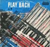 Cover: Jacques Loussier Trio - Jacques Loussier Trio / Play Bach No. 4