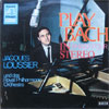 Cover: Jacques Loussier Trio - Jacques Loussier Trio / Plays Bachs Brandenburg Concerto Nr. 5 with The Royal Philharmonic Orchestra, Directed by Jacques Loussier