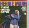 Cover: Herbie Mann - Herbie Mann / Standing Ovation at Newport