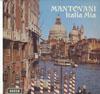 Cover: Mantovani - Mantovani / Italia Mia