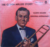 Cover: Glenn Miller & His Orchestra - The Glenn Miller Story (25 cm)