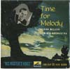 Cover: Glenn Miller & His Orchestra - Glenn Miller & His Orchestra / Time for Melody (25 cm)