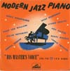 Cover: Various Jazz Artists - Modern Jazz Piano (25 cm)