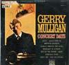 Cover: Gerry Mulligan - Gerry Mulligan / Concert Days