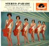 Cover: Various Instrumental Artists - Stereo-Parade deutscher Tanzorchester