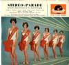 Cover: Various Instrumental Artists - Various Instrumental Artists / Stereo-Parade deutscher Tanzorchester