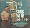 Cover: Nelson Riddle - Nelson Riddle / Sing A Song With Riddle