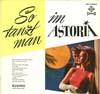 Cover: Rubino - Rubino / So tanzt man im Astoria