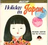 Cover: Santos, Ricardo - Holiday in Japan