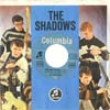 Cover: The Shadows - The Shadows / The Frightened City  / Back Home
