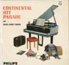 Cover: Hans-Arno Simon - Hans-Arno Simon / Continentale Hit-Parade