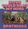 Cover: The Spotnicks - The Spotnicks / If You Could Read My Mind