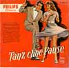 Cover: Various Instrumental Artists - Tanz ohne Pause (25 cm)
