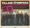 Cover: The Village Stompers - The Village Stompers / New Beat On Broadway