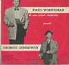 Cover: Whiteman, Paul - Jouent George Gershwin
