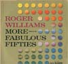 Cover: Williams, Roger - More songs Of The Fabulous Fifties