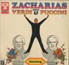 Cover: Zacharias, Helmut - Zacharias plays Verdi & Puccini