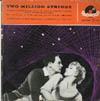 Cover: Ricardo Santos (Werner Müller) - Ricardo Santos (Werner Müller) / Ricardo Santos and His Orchestra, Helmut Zacharias and His Magic Violins:  Two  Million Strings