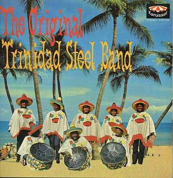 Albumcover Original Trinidad Steel Band - The Original Trinidad Steel Band