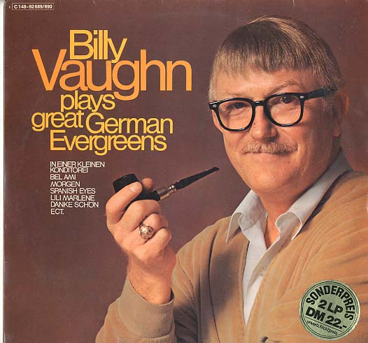 Billy Vaughn And His Orchestra - Berlin Melody