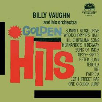 Albumcover Billy Vaughn & His Orch. - Golden Hits