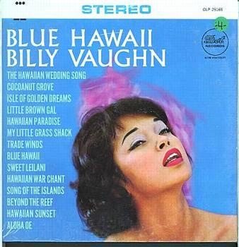 Albumcover Billy Vaughn & His Orch. - Blue Hawaii