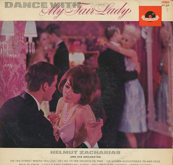 Albumcover Helmut Zacharias - Dance With My Fair Lady