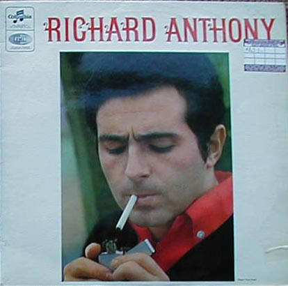 Albumcover Richard Anthony - Singing in  English