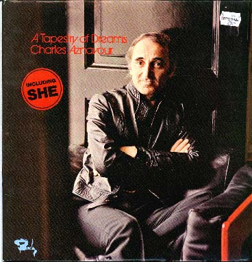 Albumcover Charles Aznavour - A Tapestry of Dreams