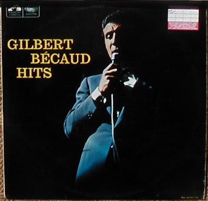 Albumcover Gilbert Becaud - Gilbert Becaud Hits