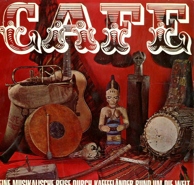 Albumcover Various International Artists - Cafe